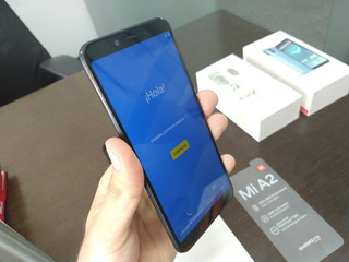 Xiaomi Mi A2 / 64gb 4ram Impecable