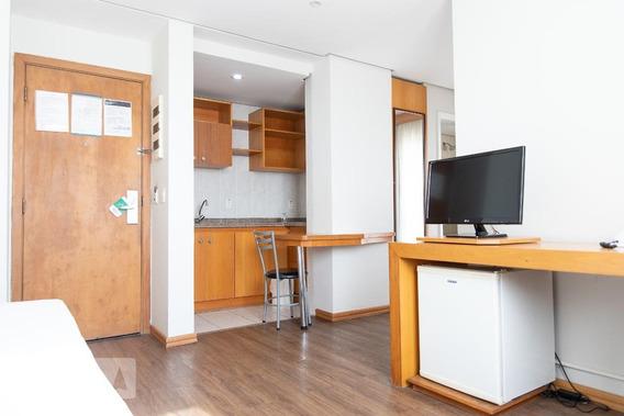Apartamento Para Aluguel - Jardim Bela Vista, 1 Quarto, 40 - 893065029