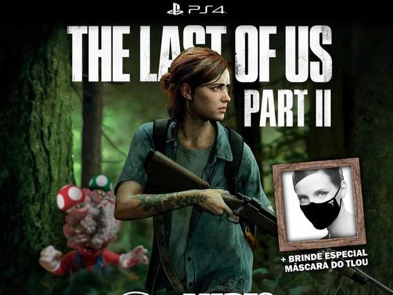 The Last Of Us2+item Essencial P/sobrevivencia Na Pandemia!!