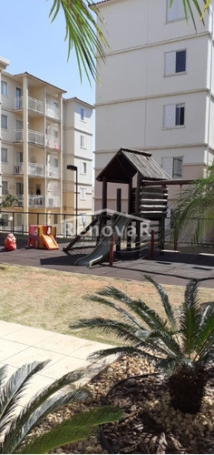Apartamento Para Venda, 2 Dormitórios, Parque Euclides Miranda - Sumaré - 655