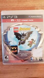 Pack Lego Batman 1 Y Lego Batman 3 Para Play Station 3
