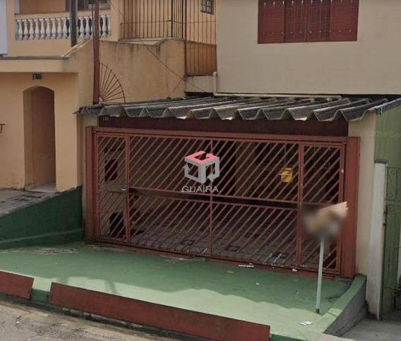Sobrado Para Aluguel, 3 Quartos, 2 Vagas, Santa Maria - Santo André/sp - 81364