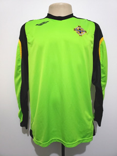 Camisa Oficial Seleção Irlanda Do Norte 2006 Gk Umbro Tam G