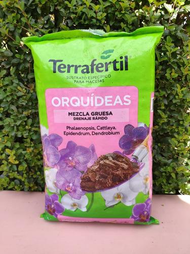 Terrafertil Orquideas Sustrato Especial 5 Litros