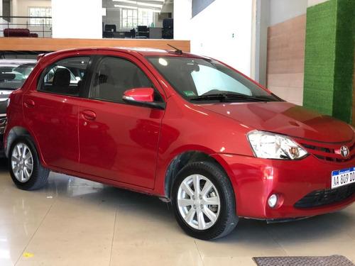 Toyota Etios Xls At 1.5 Lidercars