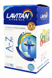 Lavitan A-z Original C/ 90 Comprimidos