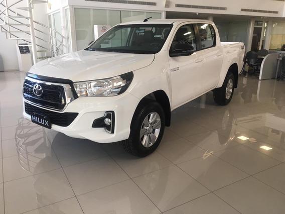 Toyota Hilux 4x4 Blanca Sr 0 Km 2020