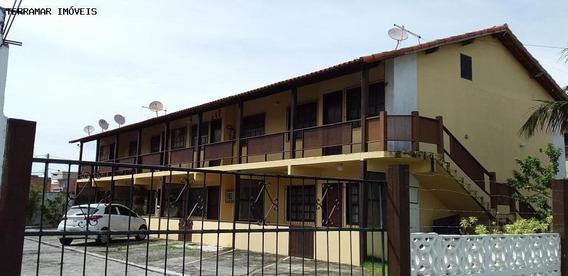 Casa Em Condomínio Para Locação Em Cabo Frio, Parque Burle, 2 Dormitórios, 1 Banheiro, 1 Vaga - Afr 013_2-990796