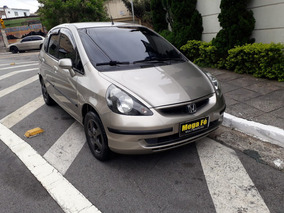 Honda Fit 1.4 Lx 5p Gasolina Completo 2004