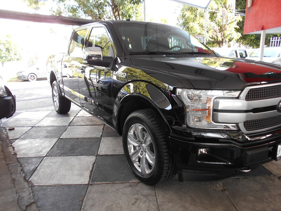 Ford Lobo Platinum 4x4 Lujo Blindada Nivel 5 Plus