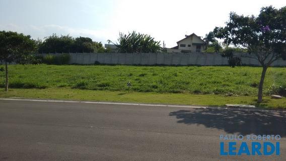 Terreno Em Condomínio - Condomínio Residencial Canto Del Bos - 522777