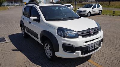 Fiat Uno Way 1.0 Flex 8v 5p