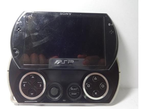 Psp Go Destravado Origin + Case Playstation Portable E Fonte