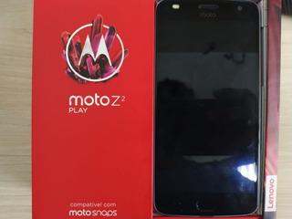 Celular Moto Z2 Play Usado