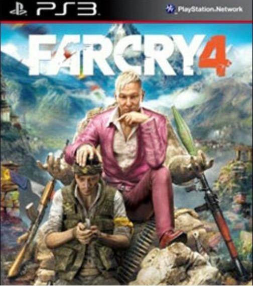 Far Cry 4 Ps3 Português Jogo Em Oferta Comprar