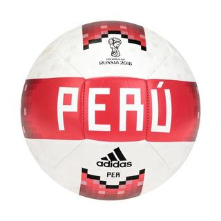 Balon Perú adidas Pelota Mundial Wc Dx0799 Original