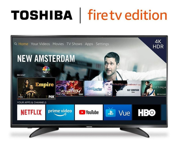 Smart Tv 4k 43 Toshiba Hdr Fire Tv Edition