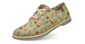 Sapato Casual Usthemp Legend Vegano Pinscher Miniatura