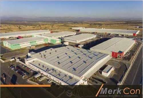 *rento Nave 17059 M2 Parque Industrial Ags., Mex.