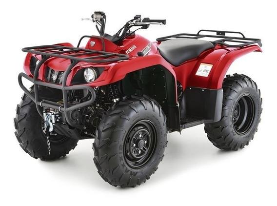 Yamaha Grizzly 350 4x4 En Motolandia