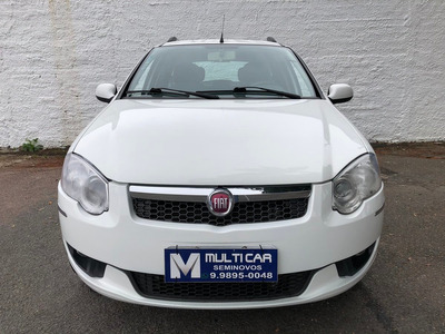 Fiat Palio 1.4 Mpi Attractive Weekend 8v Flex 4p Manual...
