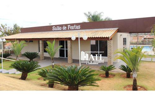 Casa De Condomínio Com 2 Dorms, Condomínio Residencial Parque Da Liberdade Ii, São José Do Rio Preto - R$ 228.000,00, 110m² - Codigo: 4271 - V4271
