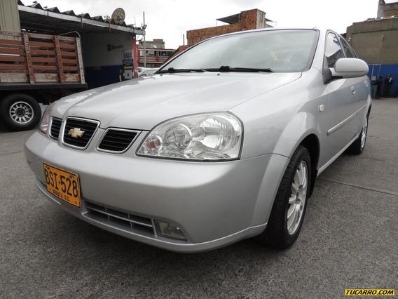 Chevrolet Optra 1.4cc Aa Mt