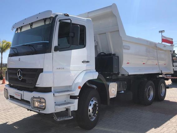 Mb 2831 2010 Caçamba Basculante 13m³ - Traçado=26260 Scania