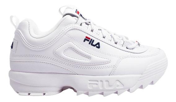 Zapatillas Fila Disruptor Ii Premium -1fm00139-125- Trip Sto