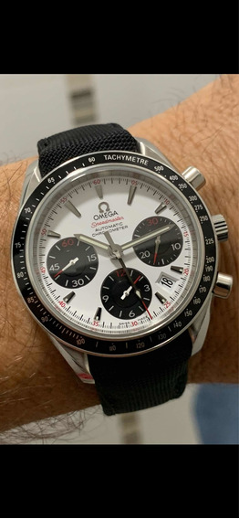 Relógio Omega Speedmaster Panda Impecável Completo