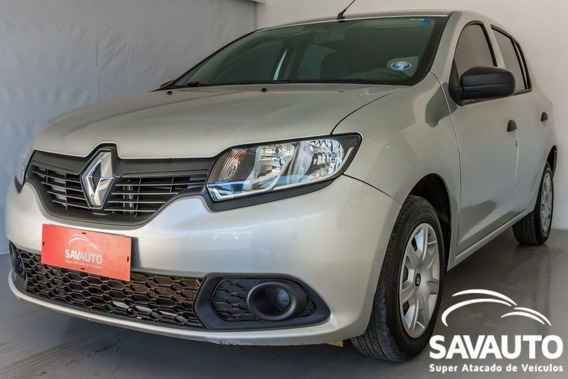 Renault Sandero Authentique Hi-power 1.0 16v 5p
