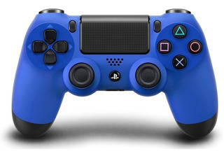 Control Ps4 Dualshock 4 / Joystick Playstation 4 (azul)