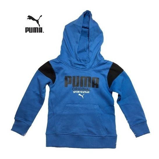 Moletom Canguru Puma Original Com Etiqueta Importado Menino