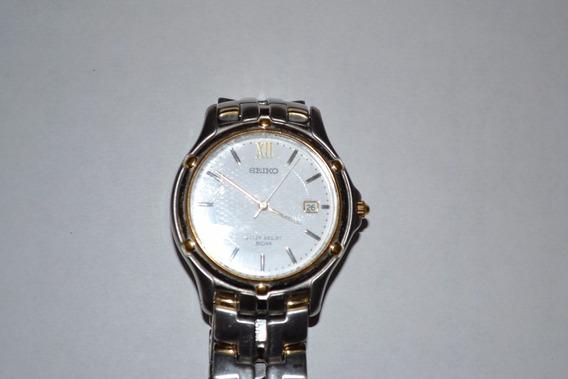 Reloj De Pulsera Seiko Para Caballero; Nuevo