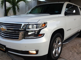 Chevrolet // Suburban // Ltz 4x4 // 2016