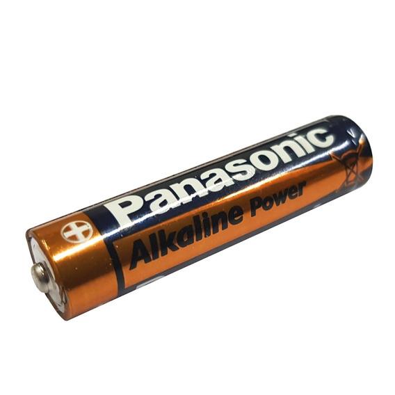 Pila Doble A Alkalina 1,5v Lr6 Panasonic Aa