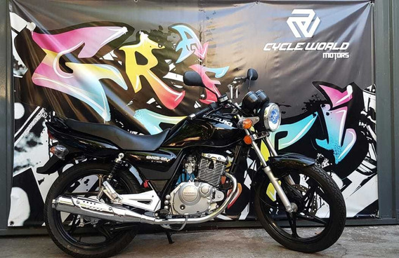 Moto Suzuki En 125 2a 2019 Al 22/02