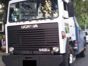 Scania Lk 111 - 81/81 - Guincho Pesado, Arrasta Até 50 Ton