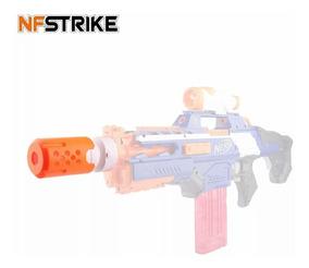 Silenciador Para Armas Brinquedo Nerf Pronta Entrega