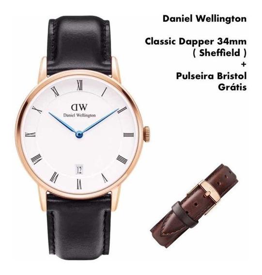 Daniel Wellington | Dapper 34mm ( Sheffield ) + P. Bristol