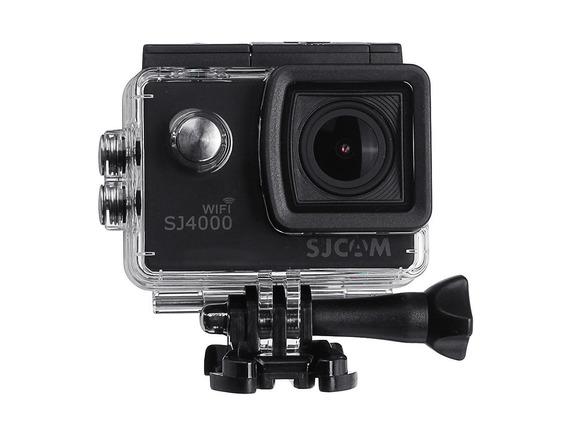 Câmera Sjcam Sj4000 Wifi Full Hd 12mp 1080p 2 Pol Original