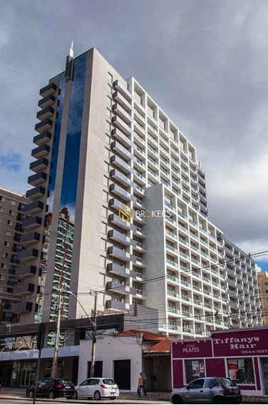 Sala À Venda, 40 M² Por R$ 320.000,00 - Água Verde - Curitiba/pr - Sa0086