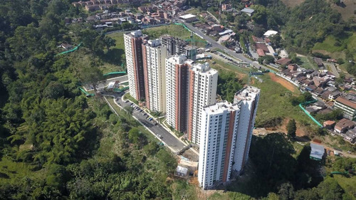 Imagen 1 de 9 de Venta Apartamento Villa Romera Campestre Sabaneta.