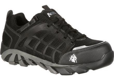 Zapato De Trabajo Rocky Atlético Impermeable 108023