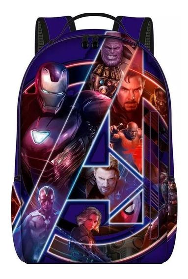 Mochila Poliéster Avengers T1 8060 - Xeryus