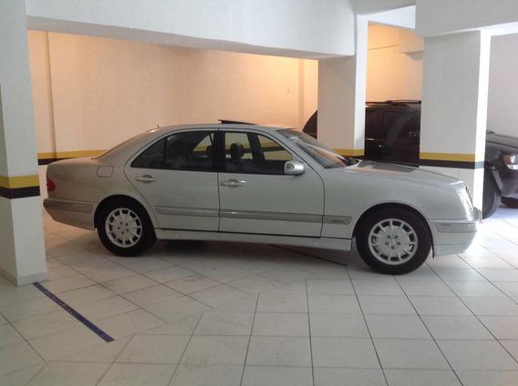 Raridade! Mercede Benz E 320 Impecável Com 77.000 Kilometros