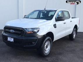 Ford Ranger 2.5 Xl 2017 Blanca