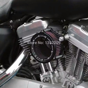 Air Filter Cleaner Int P/2004-2015 Harley Spor. Xl883/1200