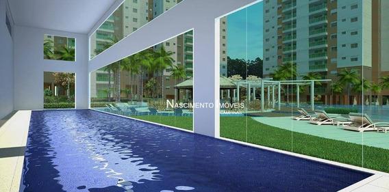 Apartamento Residencial À Venda, Fazenda São Quirino, Campinas. - Ap0291
