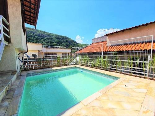Casa Com 5 Dormitórios À Venda, 354 M² Por R$ 1.667.000,00 - São Francisco - Niterói/rj - Ca0794